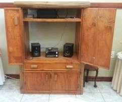 Saligna Entertainment Cabinet