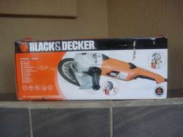 Brand New Angle grinders for sale-Black and Decker