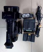 Sony Z5E Hd Professional Camera/Camcorder (Uk Used)
