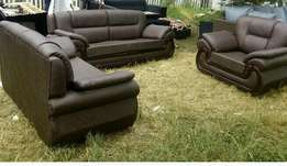 5seater leather seat
