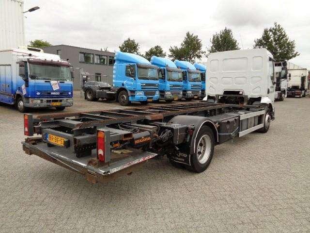Renault midlum 220.12 manual bl lu nl truck top!! 2005 usato