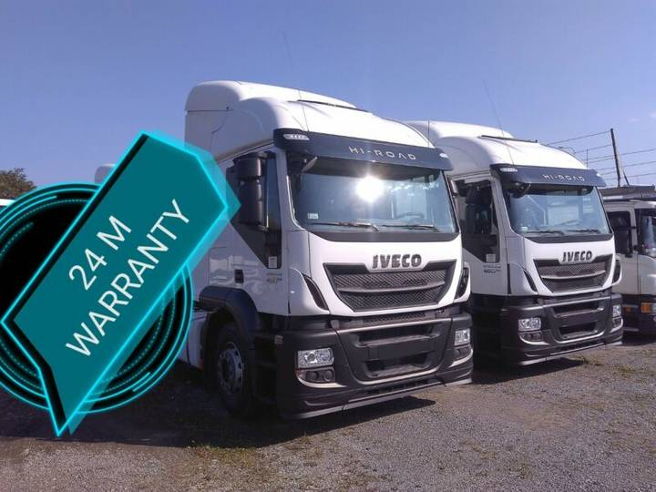 Iveco AT 460HP E6 PACKAGE 6 UNIT - 2015