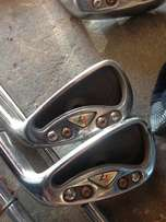 Golf clubs - all 9 for R400