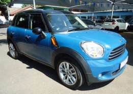 2011 Mini Countryman 1.6 Manual
