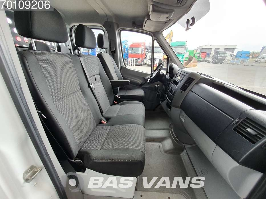 Mercedes-Benz Sprinter 513 CDI 130pk Open Laadbak DC Doka Airco Trekhaa... - 2012 - image 12