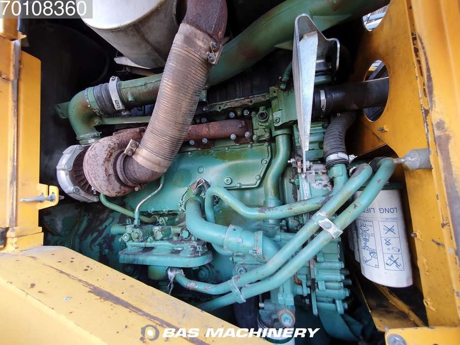 Volvo L220E Quick coupler - CDC - from first owner - 2004 - image 13