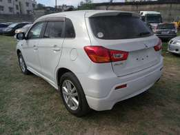 Mitsubishi RVR 2010 model KCN number Loaded with alloy rims , goo