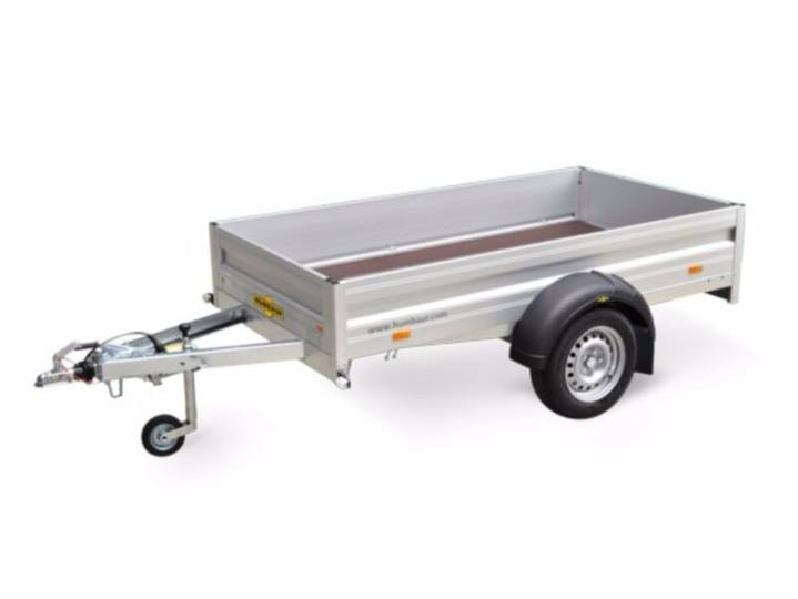 Humbaur H 13 2513 - 1300 kg STARTRAILER