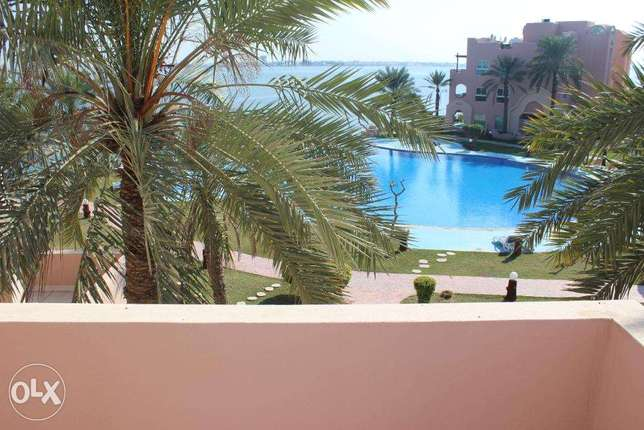 Sea view 2 Beds in Compound Tubli