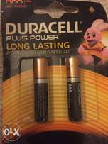 Durcell battery