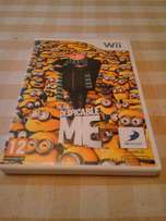 Despicable Me Wii Game
