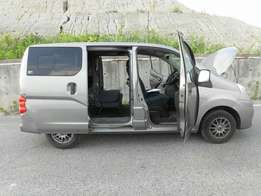 Nissan vanette new shape brand new car