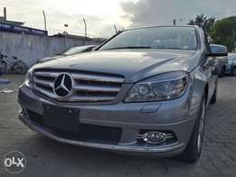 Mercedes Benz C200 compressor with sunroof