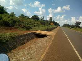 Commercial plot in GULU along kampala high way on sale urgently