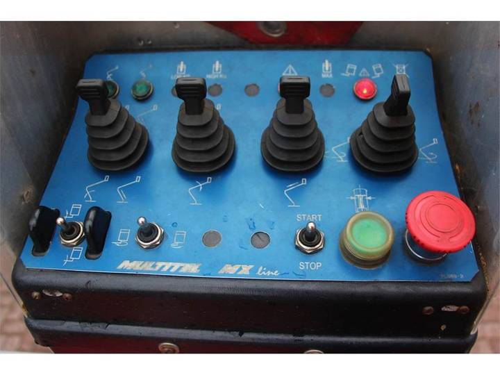 Multitel SMX250HD - 2013 - image 4