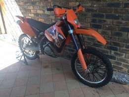 KTM 450 EXC-W FOR SALE R 28000.00