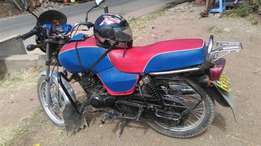 bajaj 100 cc with clean documents