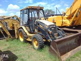 CATERPILLAR 428C Backhoe for sale