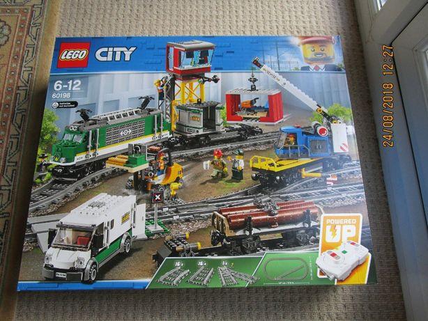 Lego City Pociąg Towarowy 60198 Skawina Olxpl