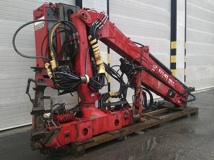 Loglift F105 St 96-r - 2002