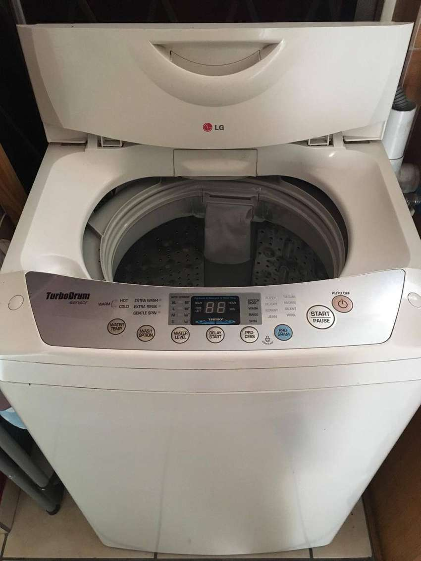 Lg Washing Machine Fuzzy Logic 7kg Homeware
