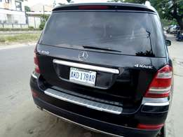 Fresh Mercedes benz gl450 for quick sale