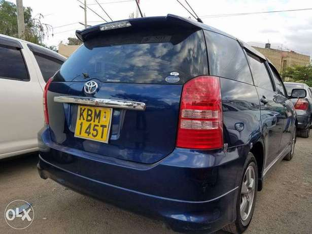 Toyota wish extremely clean. Buy and drive Embakasi - image 4