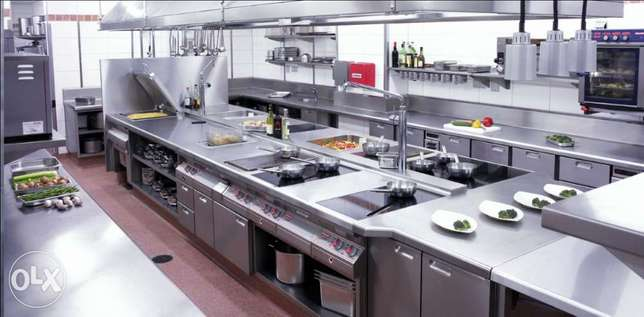 We equip your restaurant