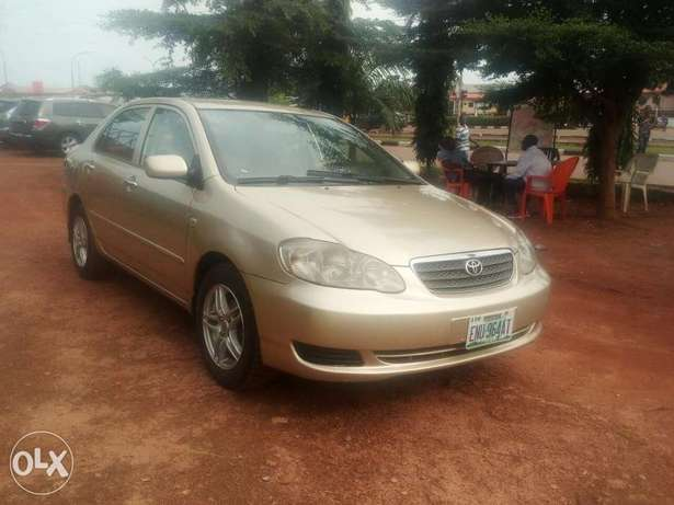 Super clean corolla Enugu North - image 1