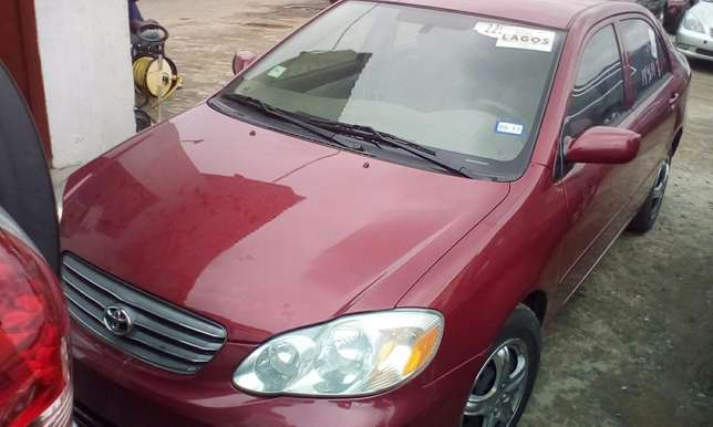 2004 Toyota Corolla Up for Grabs!!! Lagos Mainland - image 1