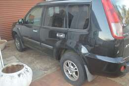 nissan x trail 2006 model for sale