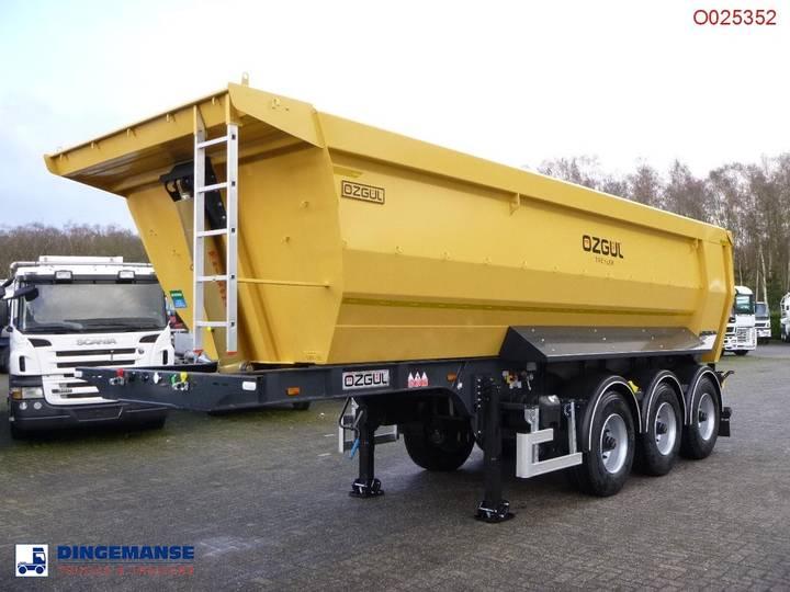 Ozgul Tipper trailer 28 m3 / new/unused