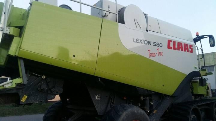 Claas Lexion 580 ТТ - 2004