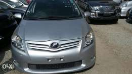 Toyota auris manual Rs