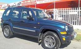 2006 Jeep Cherokee 3.7 Limited Automatic For Sale