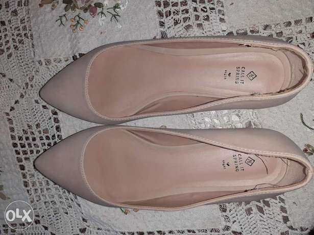 Beautiful shoes for wedding