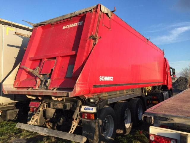 Schmitz Cargobull Alumulde 43 Kubik Mulde - 2019