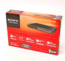 Sony new DVD player with excellent quality