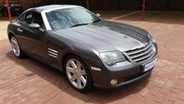 2005 Chrysler Crossfire 3.2 V6