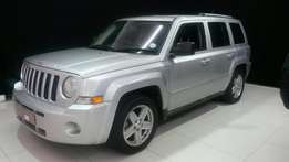 2010 Jeep Patriot 2.4 Limited A/t