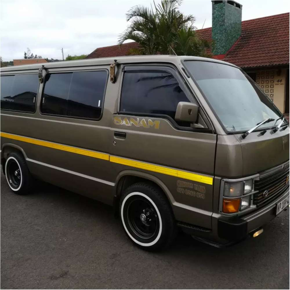 Used Toyota Hiace My Prices