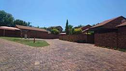 Secure 2 bedroom townhouse with loft in Halfway Gardens, Midrand