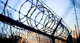 electric and razor wire fences