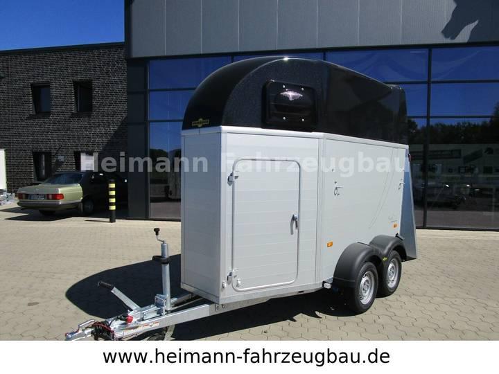 Humbaur Pferdeanhänger Single ALU 1600