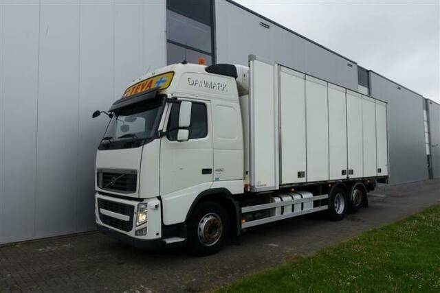 Volvo FH480 6X2 THERMO KING EURO 5 - 2009