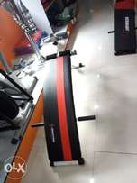 American fitness situp bench