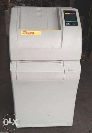 Kodak Dryview 8700 Laser Imager X-Ray Film Processor Imaging System