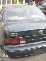 Toyota Camry Green 1996 model sound engine system in perfect condition