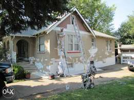 Handyman company specialized in painting