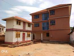 A Two floor building for rent